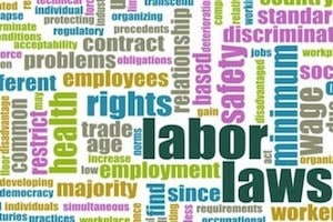 California, Los Angeles, Employment Law